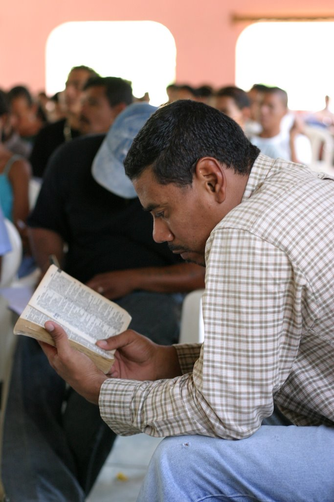 The Time Is Right Now: Biblical Training inRivas