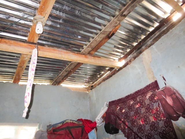 New roof, new life in Haiti